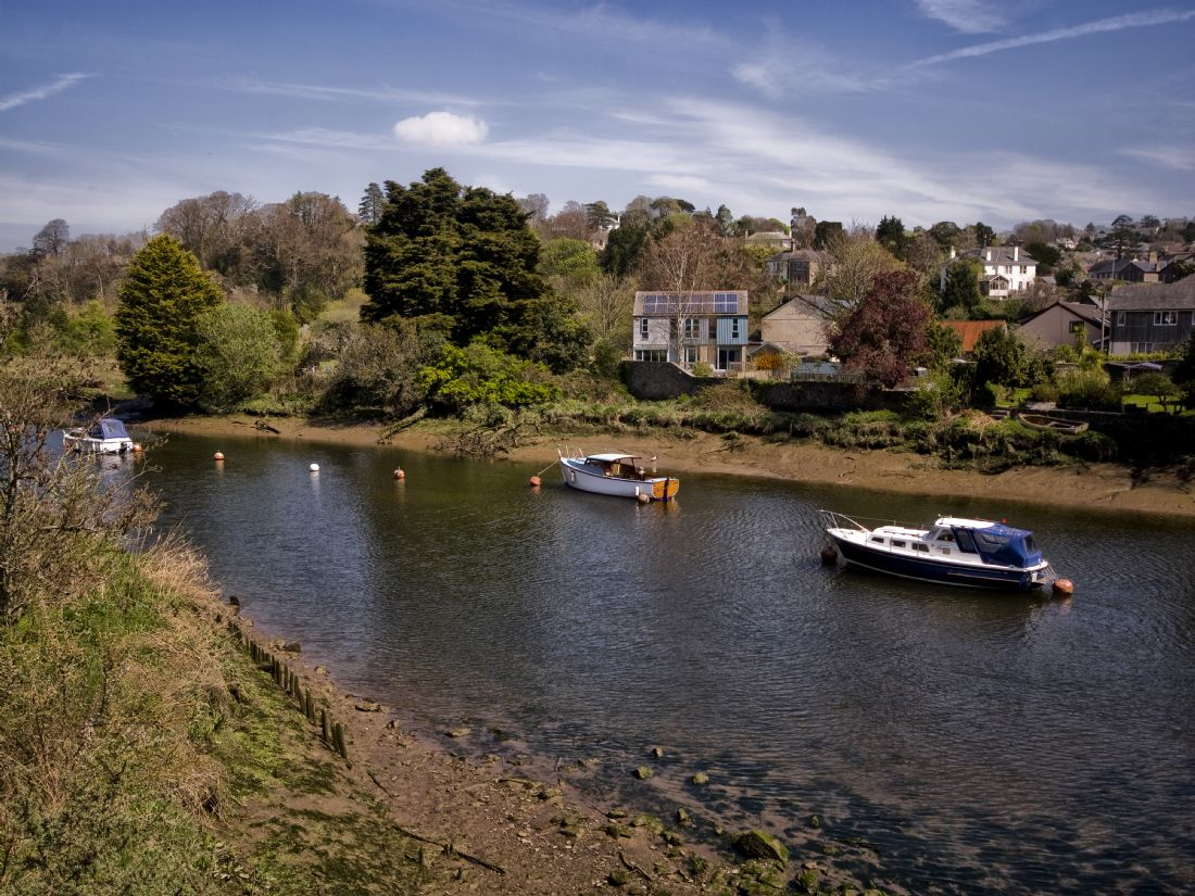 Jay Lethbridge | River Dart at Totnes in South Hams, Devon