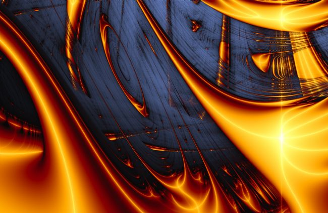 Jay Lethbridge | Fire Abstract