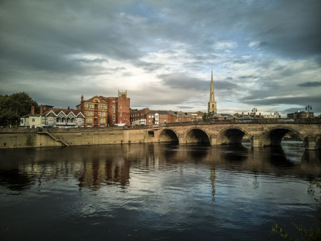Jay Lethbridge | River Severn, Worcester City