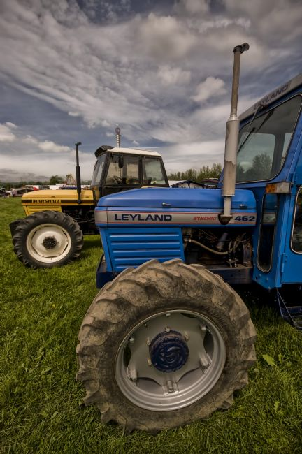 Jay Lethbridge | Leyland and Marshall Tractors
