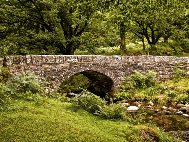 Jay Lethbridge | Norsworthy Bridge near Burrator Reservoir