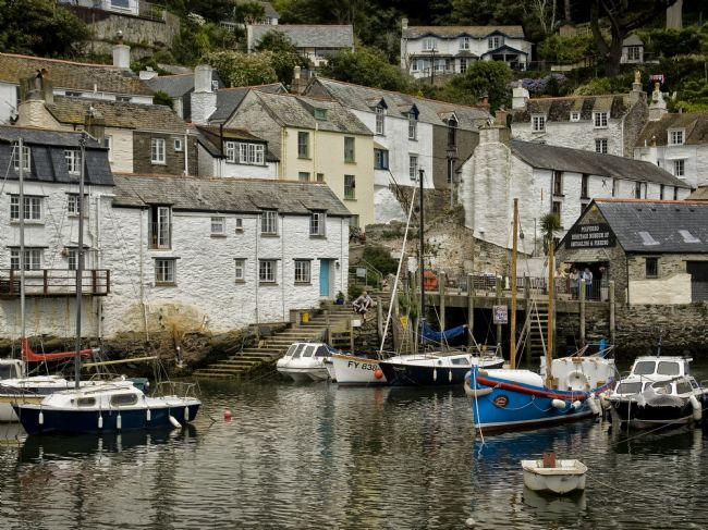 Jay Lethbridge | Polperro Harbour