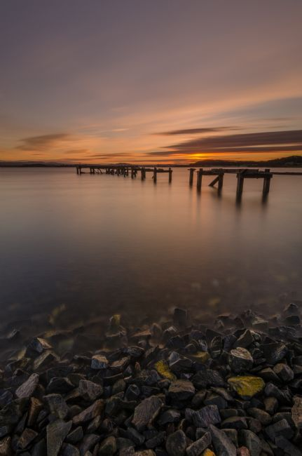 Bryan Hynd | Aberdout at Sunset
