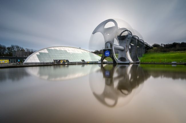 Bryan Hynd | Falkirk Wheel In Motion