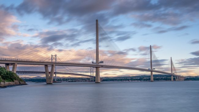 Bryan Hynd | Queensferry Crossing Panorama