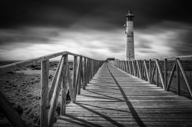 Bryan Hynd | Morro Jable Lighthouse