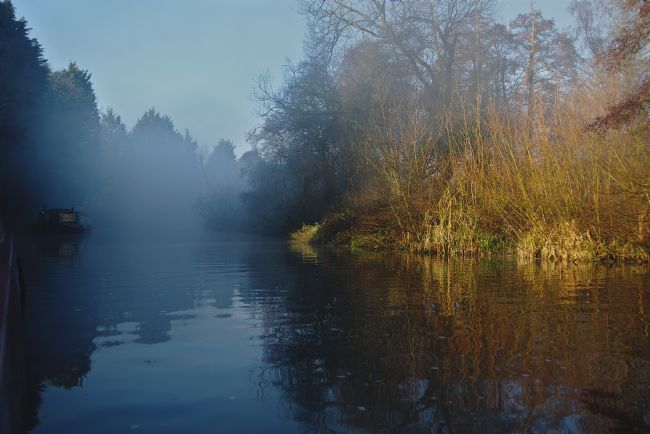 Jacovos Jacovou | Foggy morning at Winkwell