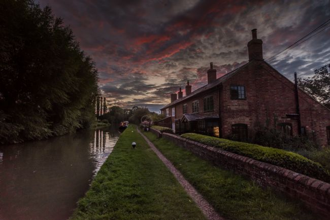 Jacovos Jacovou | Long Buckby wharf sunset