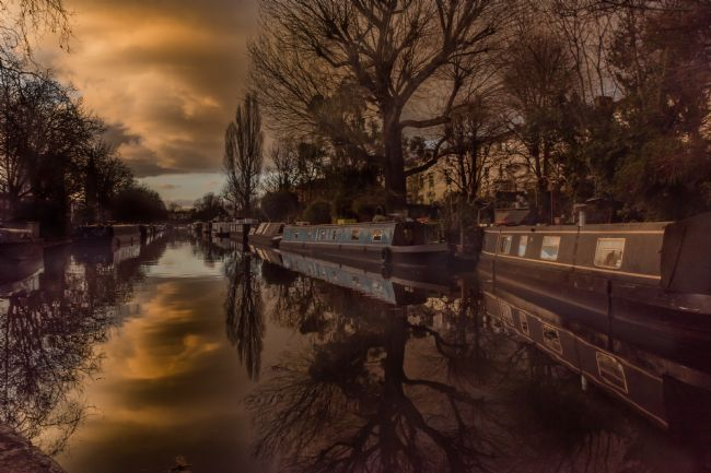 Jacovos Jacovou | Sunset Over Little Venice