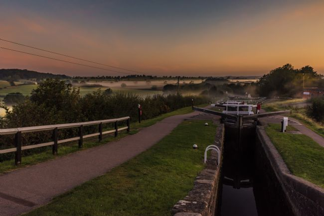 Jacovos Jacovou | Foxton Locks