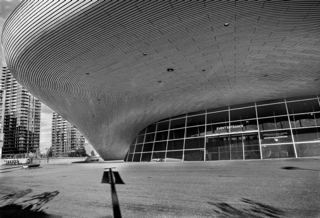 Jacovos Jacovou | London Aquatics Centre