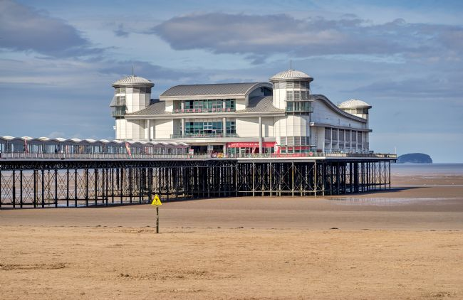 Gordon Maclaren | The Grand Pier, Weston-Super-Mare