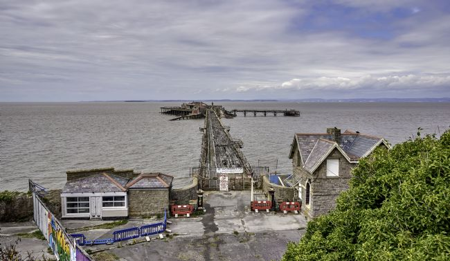 Gordon Maclaren | The Abandoned Birnbeck Pier