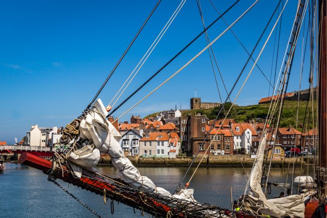 Kevin Cook | Whitby boats