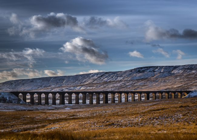 Kevin Cook | Autumn at Ribblehead