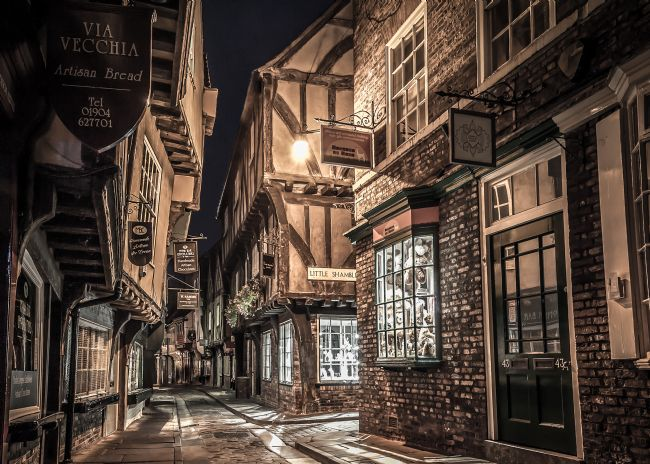 Kevin Cook | The Shambles York