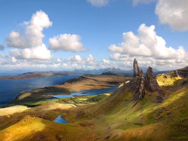 Doug  Burke | The Old Man of Storr