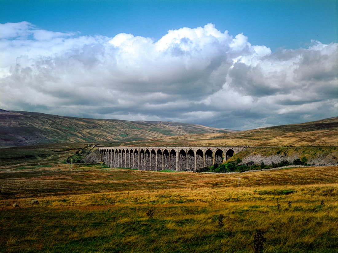 Gary Sanford | Ribblehead Viaduct, Yorkshire Dales