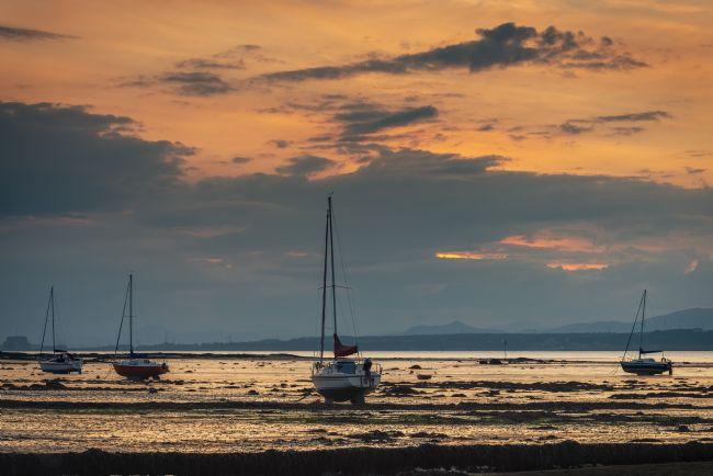 Anthony McGeever | Blackness Bay Sunset Scotland