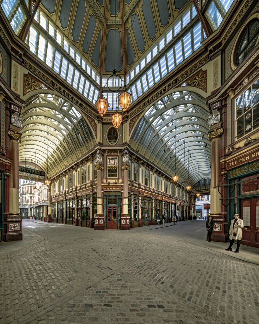 Andrew King | Leadenhall Market