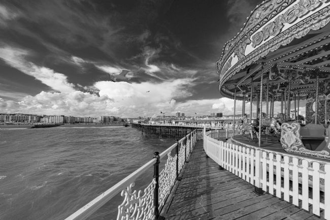 Andrew King | The Palace Pier, Brighton
