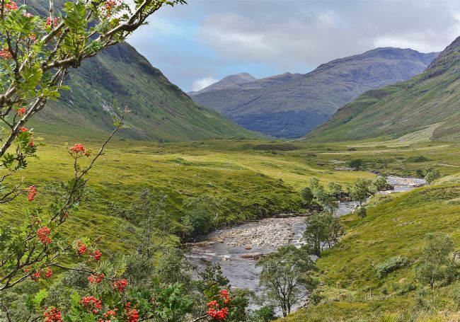 Jane McIlroy | Glen Etive, Highlands of Scotland