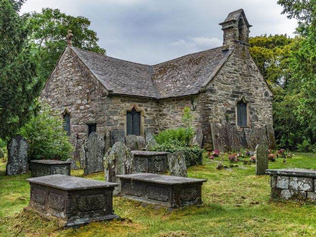 Jane McIlroy | St Michael's Church, Betws-y-Coed