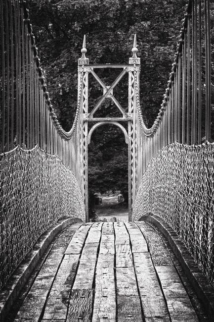 Jane McIlroy | Sappers Suspension Bridge, Betws-y-Coed