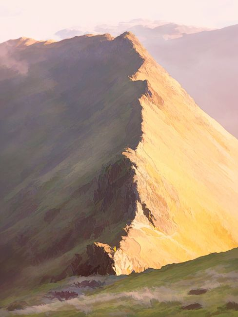 Linsey Williams | Striding Edge
