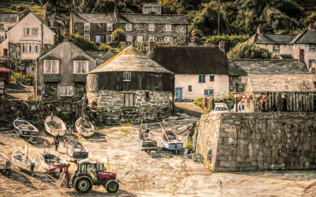 Linsey Williams | Sennen Cove Cornwall