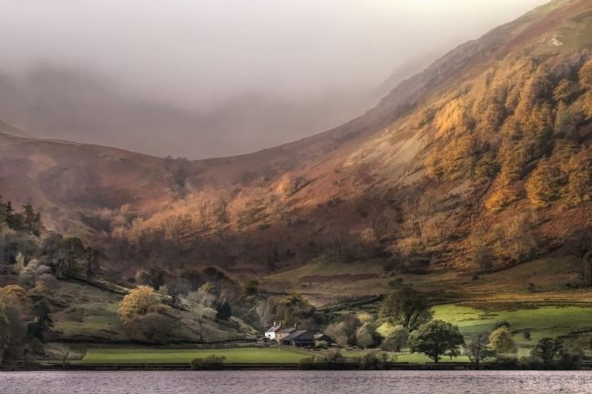 Linsey Williams | Glencoyne on Ullswater
