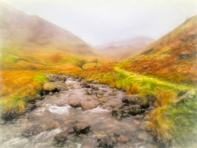 Linsey Williams | Mardale Beck to Harter Fell