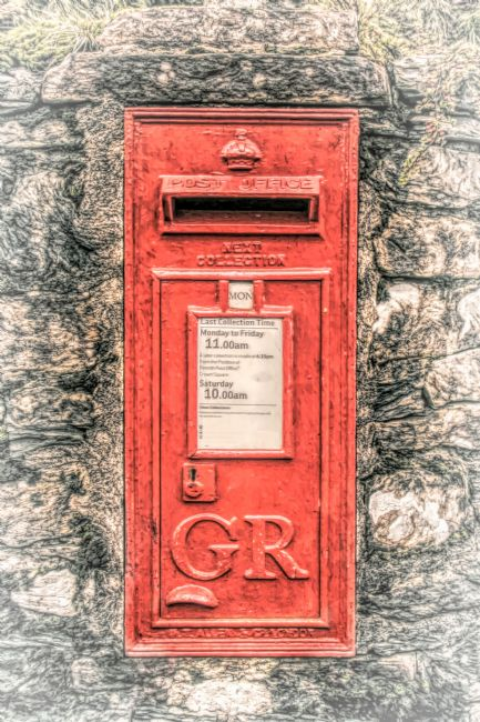 Linsey Williams | Vintage Post Box