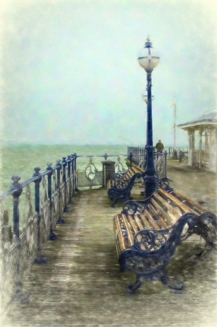 Linsey Williams | Nostalgic Pier Swanage