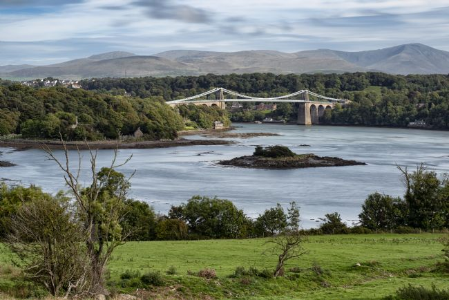 John Hare | Menai Suspension Bridge