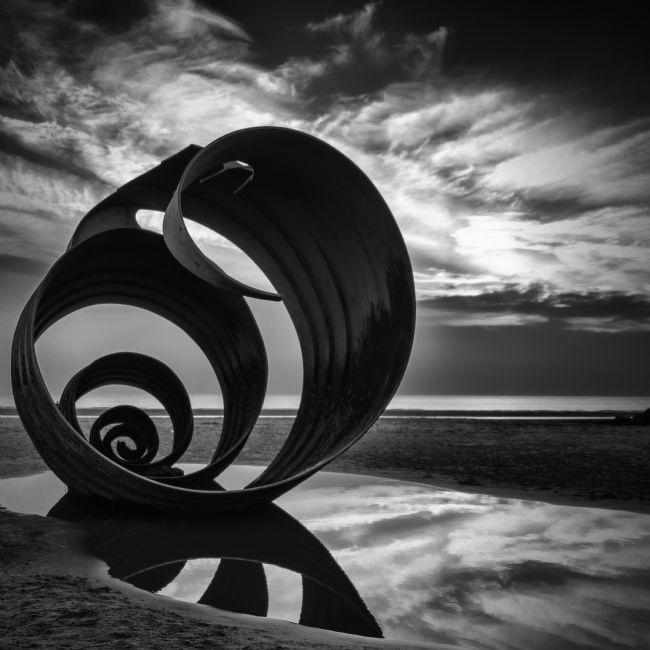 John Hare | Mary's Shell Mono