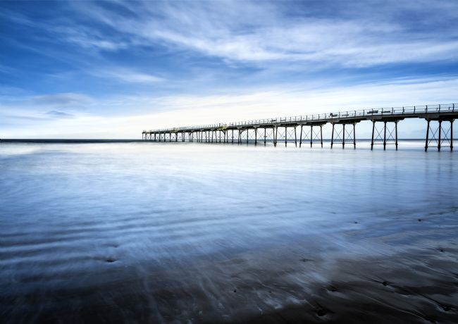 Janet Burdon | Saltburn Blues
