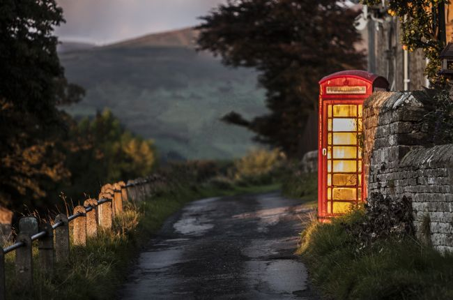 Sandra Cockayne | Red Telephone Box
