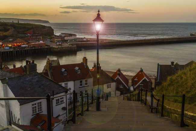 Sandra Cockayne | 199 Steps Of Whitby