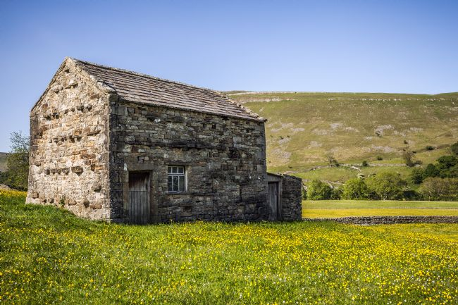 Sandra Cockayne | Iconic Swaledale Barn