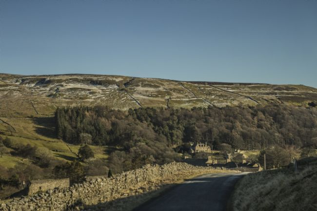 Sandra Cockayne | The Road Through Arkengarthdale