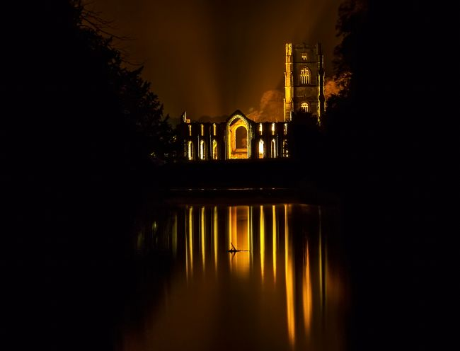 Sandra Cockayne | Fountain's Abbey