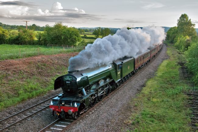 Steve Clark | Flying Scotsman