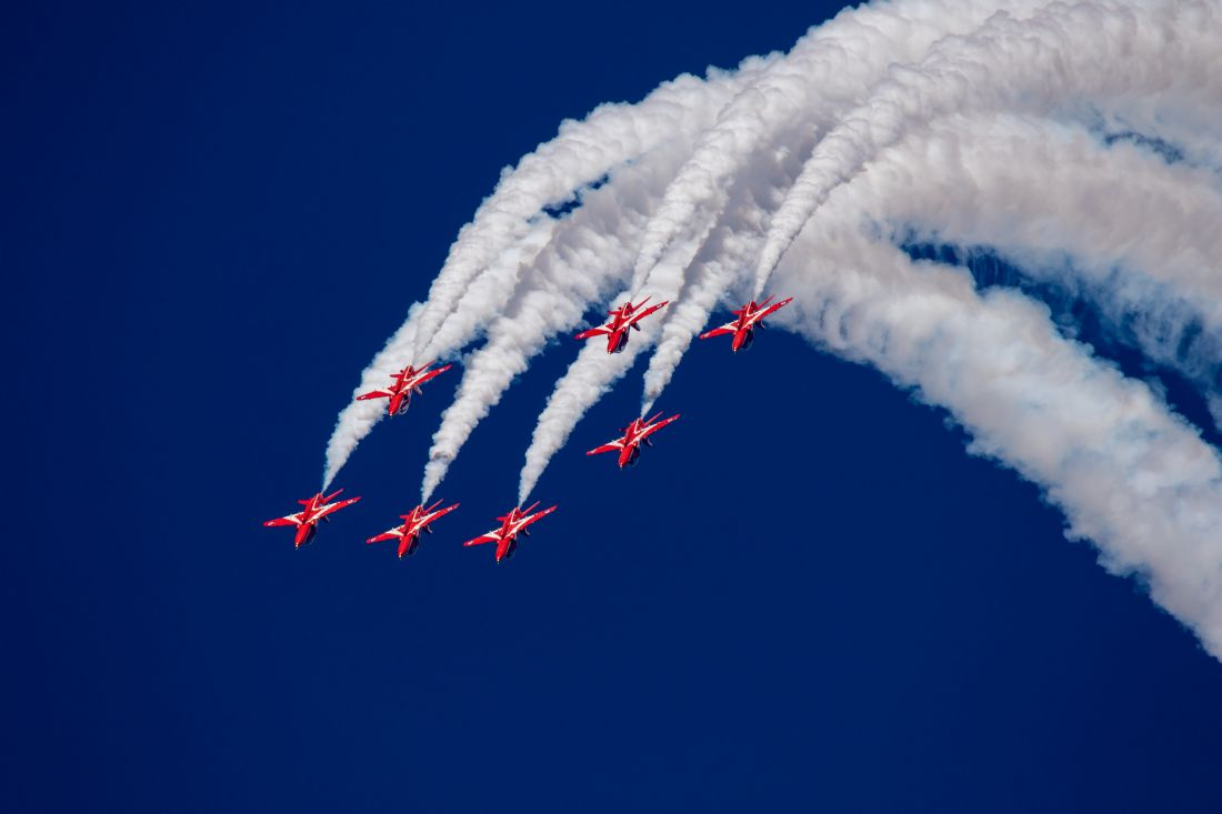 James Biggadike | Red Arrows