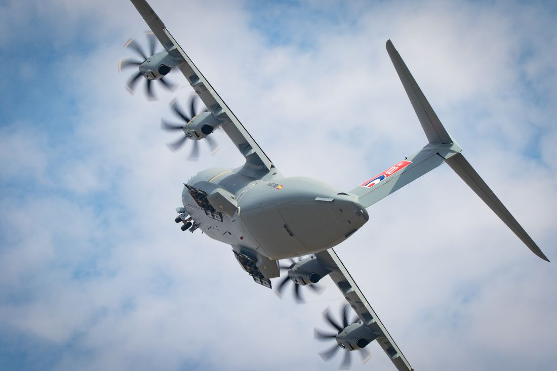 James Biggadike | Airbus A400M Atlas