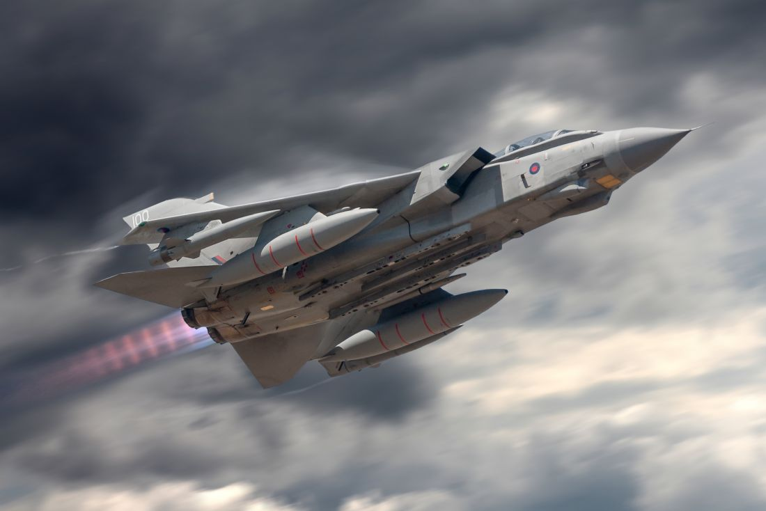 Airpower Art | Tornado fast pass