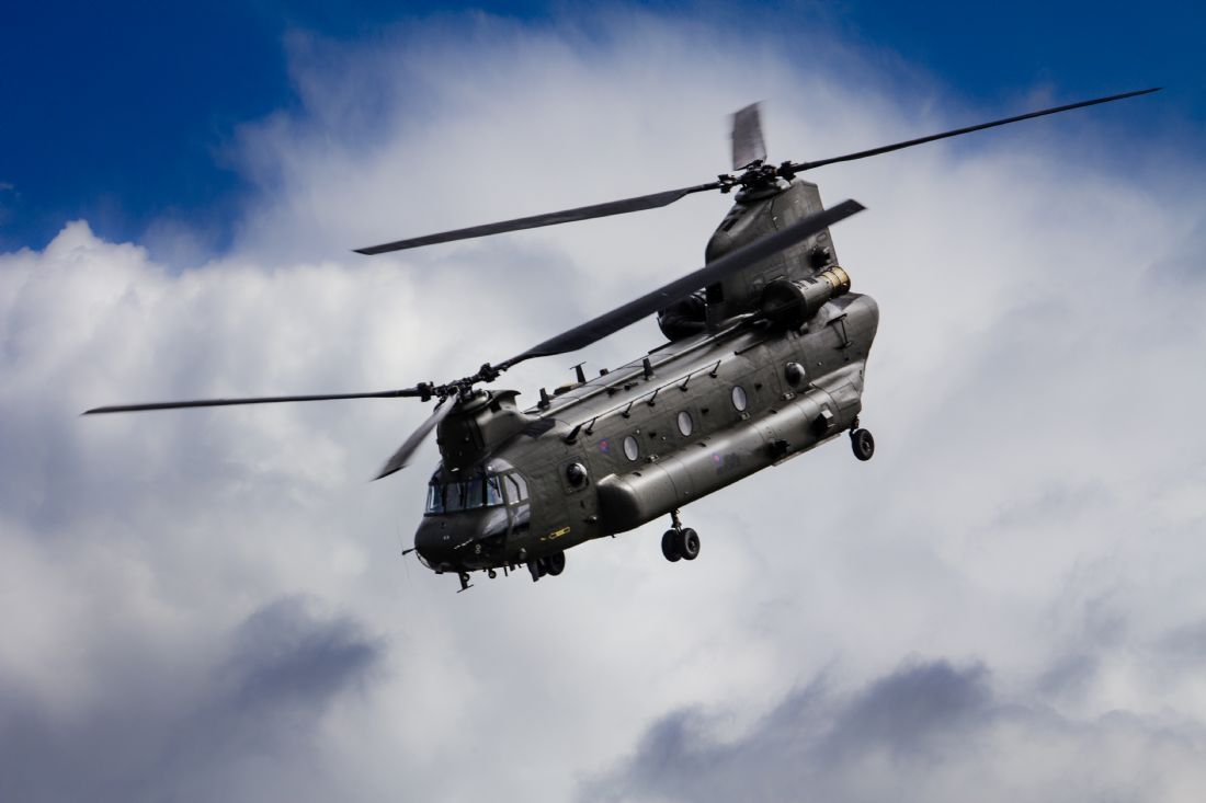 James Biggadike | CH-47 Chinook