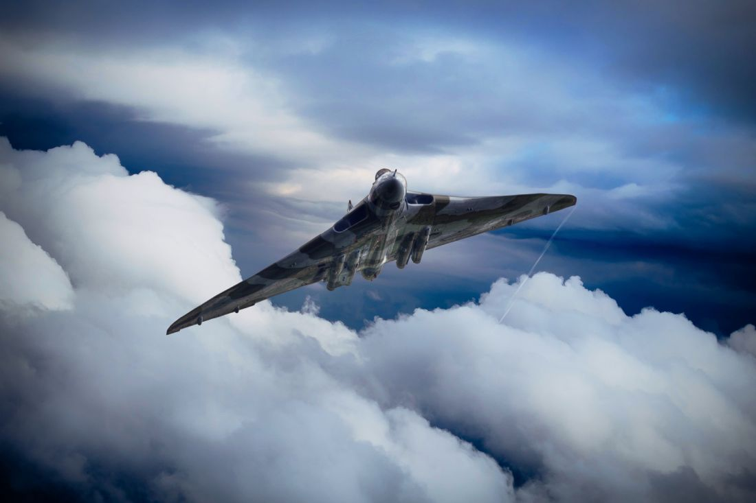 James Biggadike | Vulcan Aviation