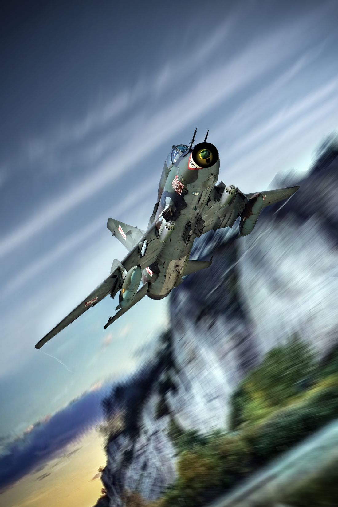 Airpower Art | SU-17 Fitter