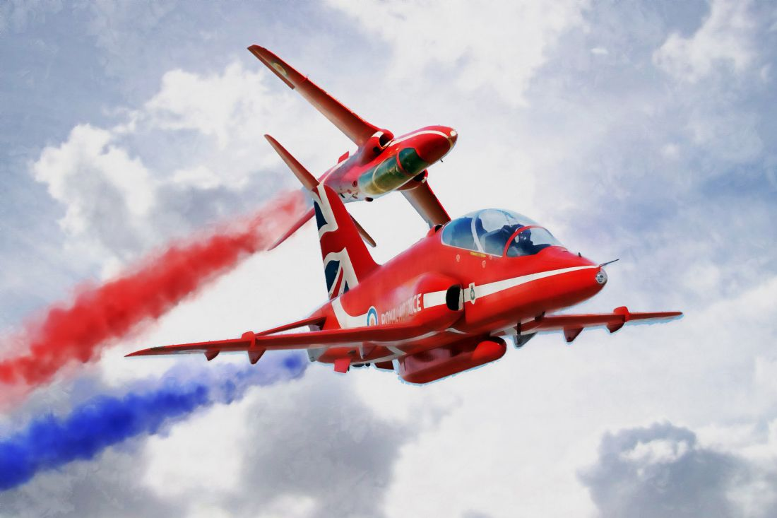 James Biggadike | The Synchro Pair